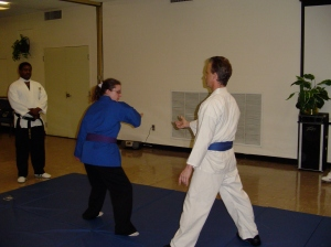 Grace Martial Arts Self-Defense