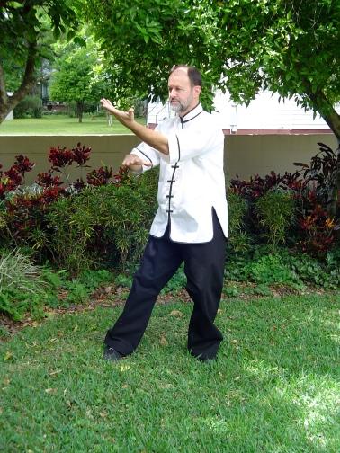 Senior Hwa Yu T'ai Chi Instructor Mark McGee