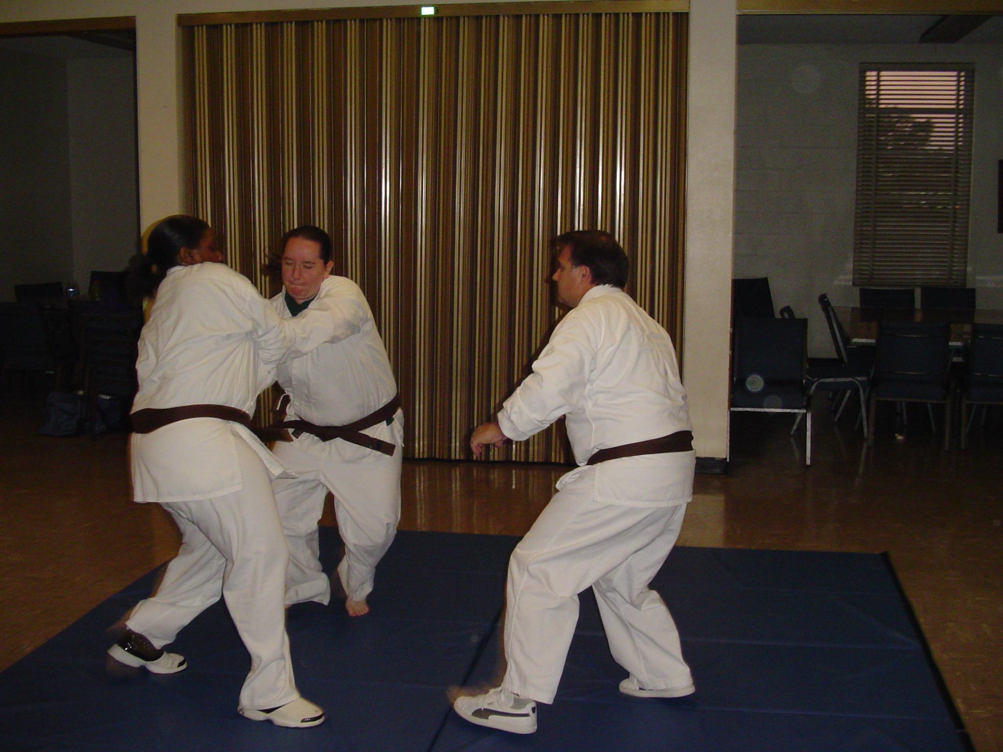 Grace Martial Arts Black Belt Test