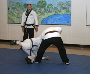 Grace Martial Arts Judo