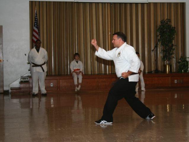 Grace Martial Arts Kata