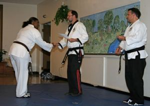 Grace Martial Arts Promotion