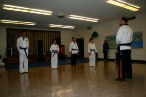 Grace Martial Arts Testing