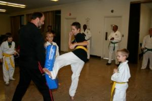 Karate For Christ Kick-A-Thon 2007