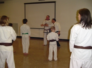 Tang Soo Do Applications
