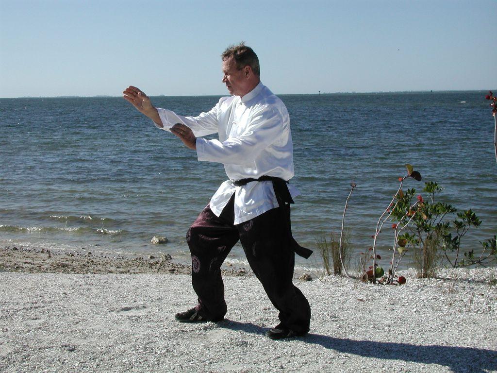Grand Master Robert Xavier