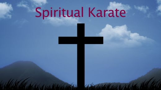 Spiritual Karate Image
